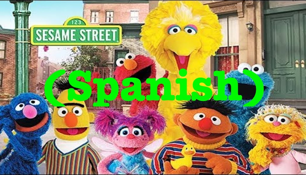 SESAME STREET THE GET HEALTHY NOW SHOW (Spanish)