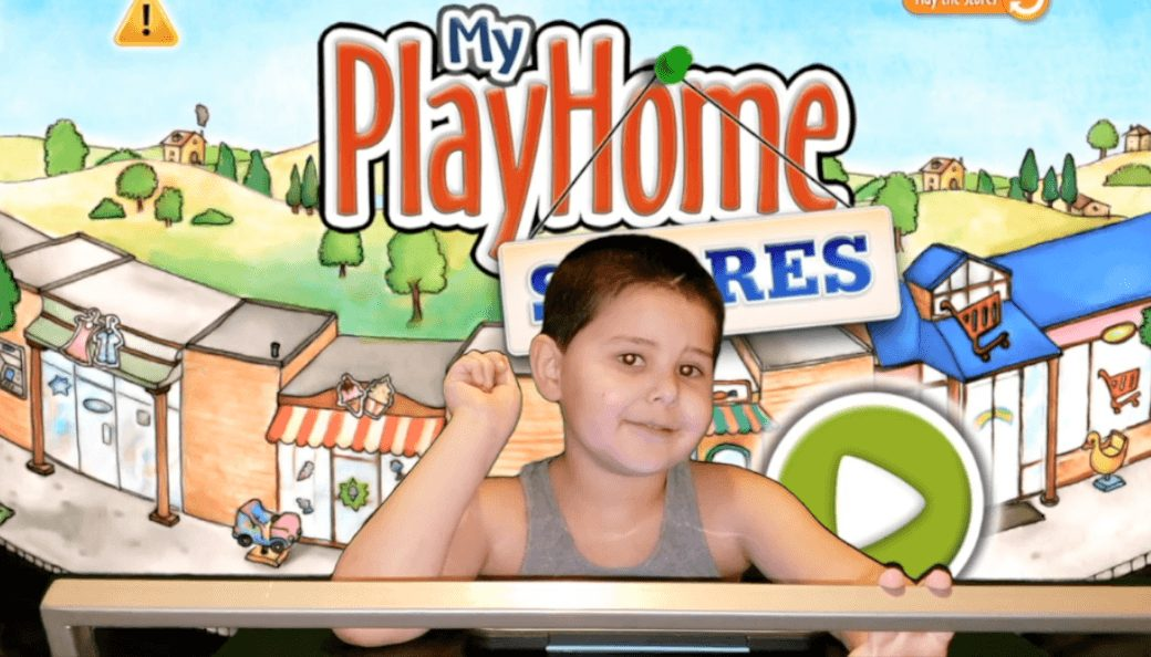 My PlayHome Stores Game