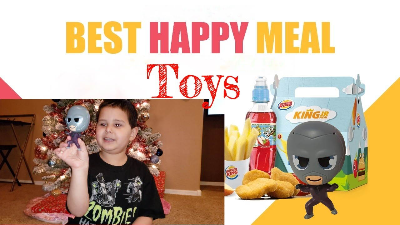 Miraculous Burger King Toy Review