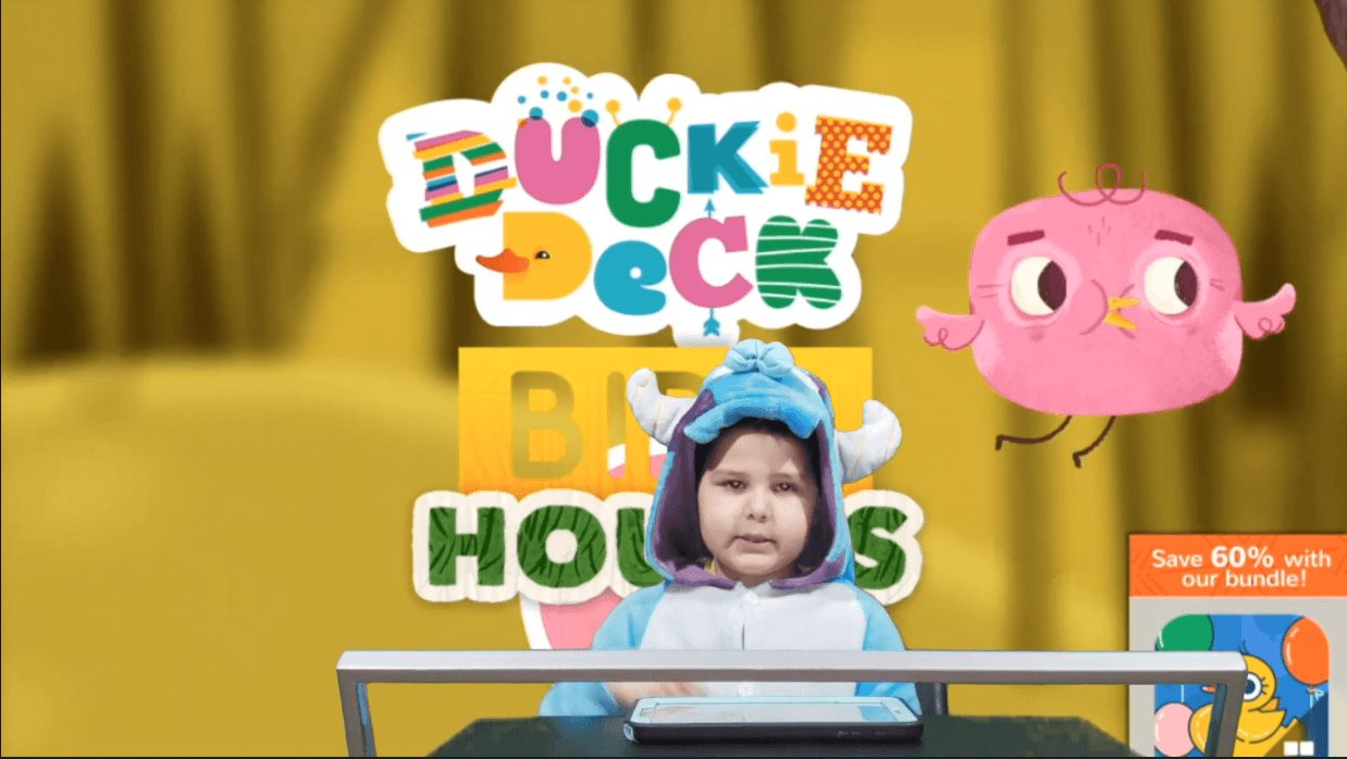 Duckie Deck Bird House