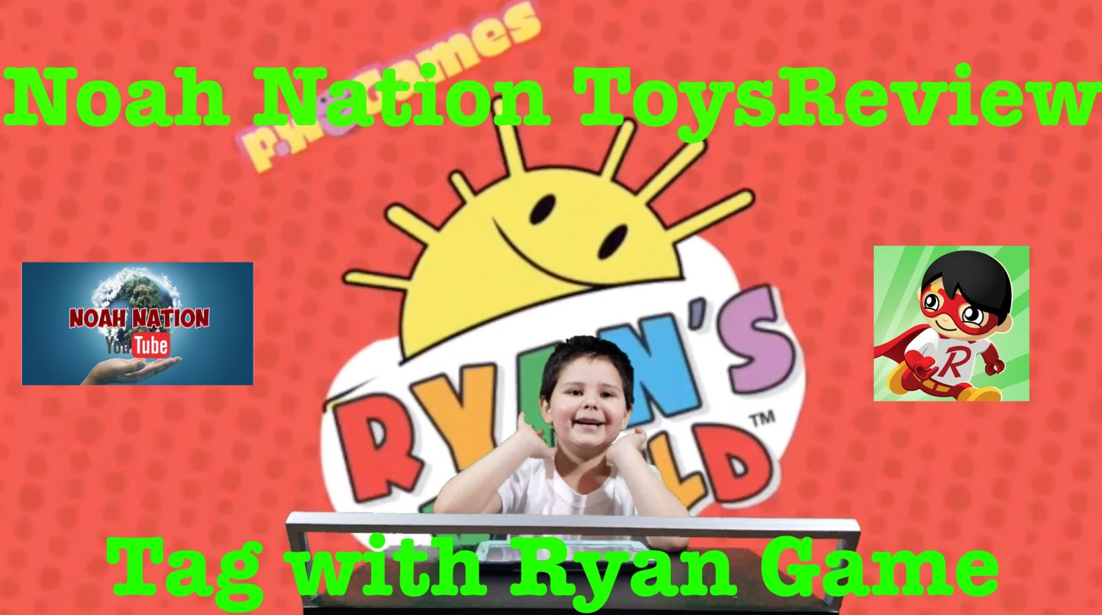 Ryan's ToysReview