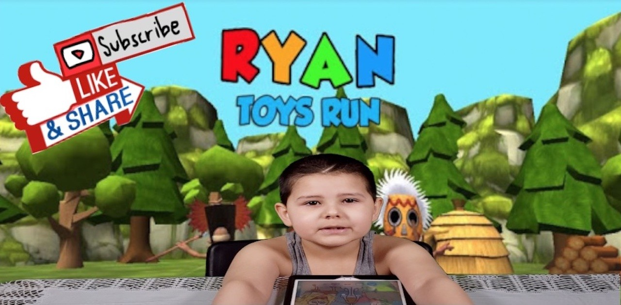 Ryan Toys Run Game