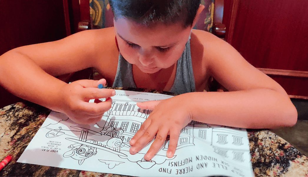 Coloring With Noah Review