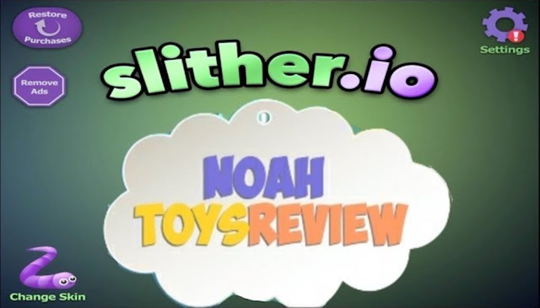 slither.io Kids Game