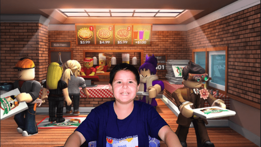 Roblox pizza place