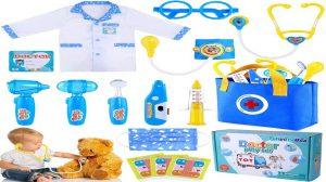 Kids Doctor Playset