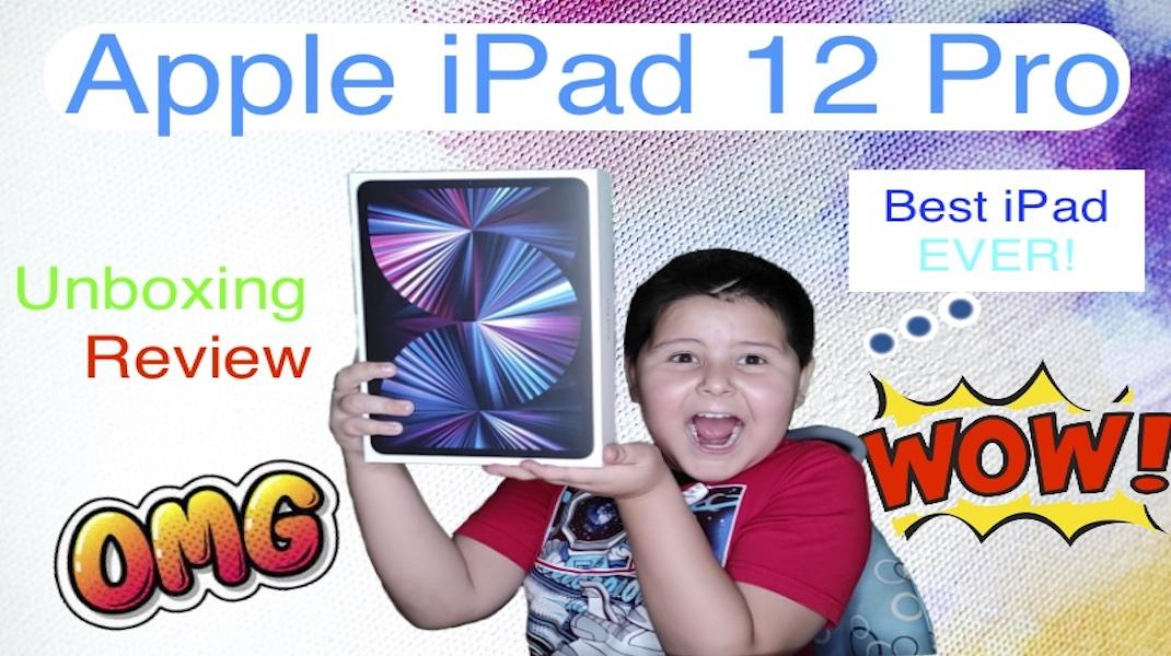 Apple iPad Pro 11 Inch Tablet 2021 - Noah Toys Review